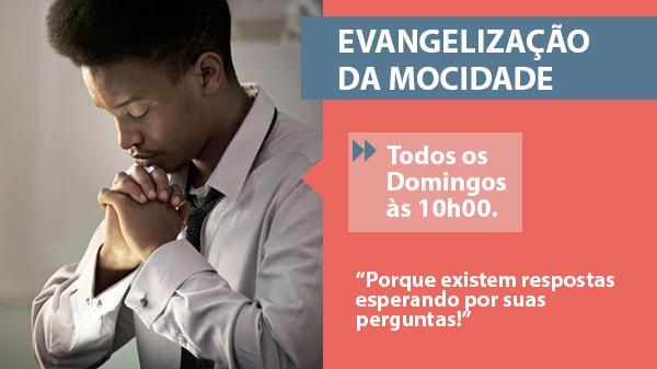 Evangelização da Mocidade